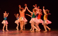 The dance Bank Jazz Class Perth Theatre  Peter Pan 2011